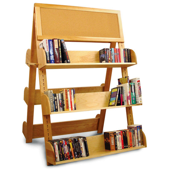 Catskill A-Frame Display Rack