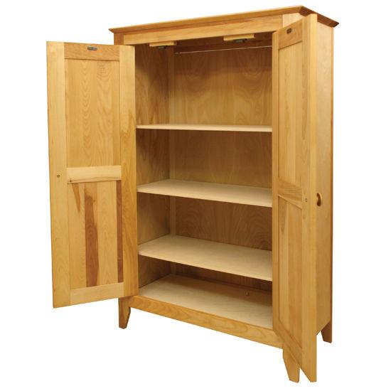 Catskill ca 7230 flat panel wooden door jelly cabinet for Catskill craftsmen kitchen cabinets