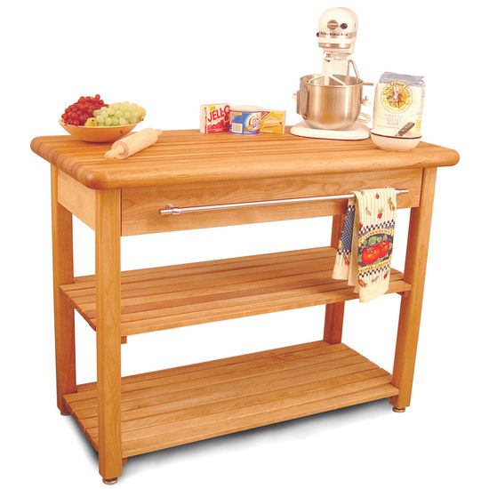 Catskill Contemporary Harvest Table - Model CA-KI11303