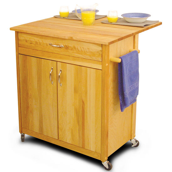 Kitchen Islands Catskill Cuisine Island With Drop Leaf