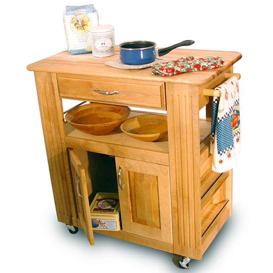 Kitchen cabinet islands heart of the kitchen island by for Catskill craftsmen kitchen cabinets