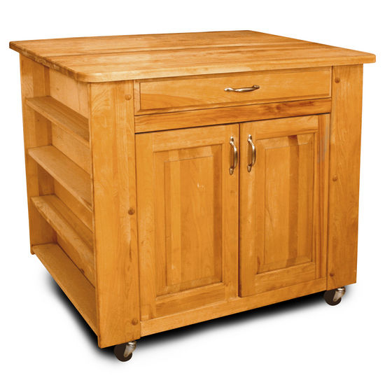 Catskill Deep Storage Island w/ Regular Top