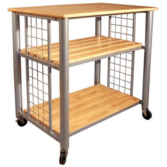 Catskill - Contemporary Kitchen Cart