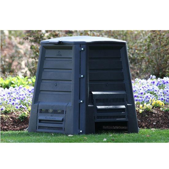 Gardening composters gardenwise composite bin for Garage seat pau