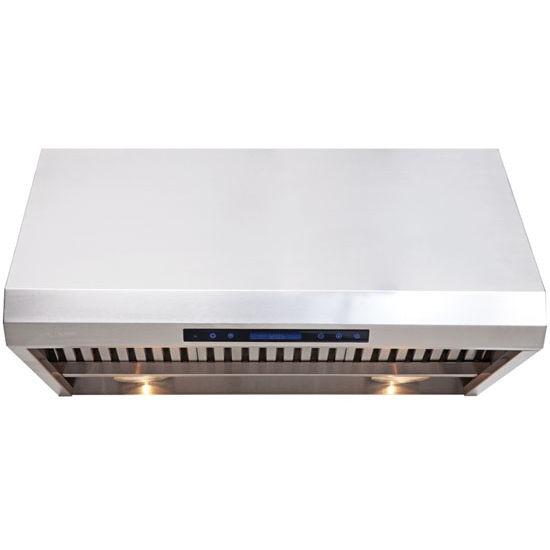 Cavaliere AP238-PS85 Stainless Steel Under Cabinet Mount Range Hood