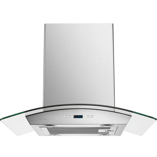 cavaliere cavaliere euro sv218d stainless steel island izth island range hood latest trends in home appliances