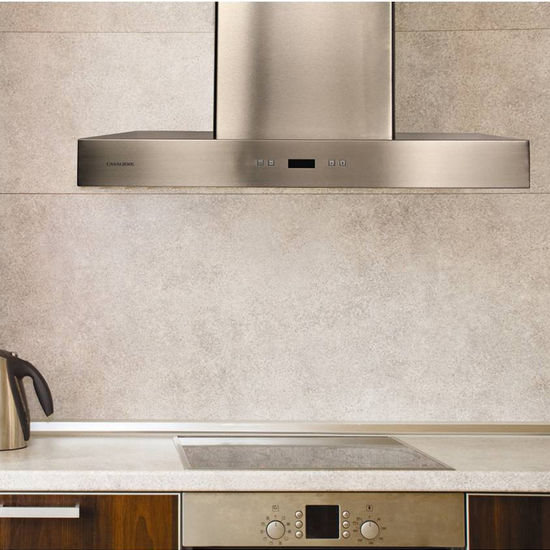 Cavaliere Cavaliere Euro SV218Z Stainless Steel Wall Mount Range Hood With 9