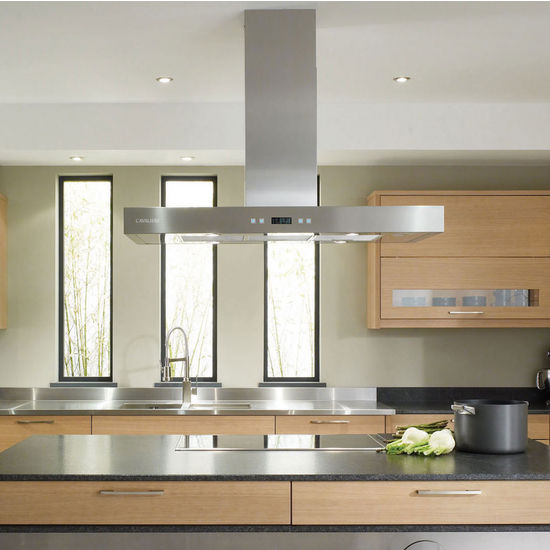 Kitchen Island Exhaust Fan island range hoods - buy island kitchen range hoods w/ free
