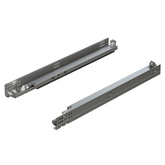 CCF Industries Blum Full Extension Undermount Slides with Blumotion Soft Close