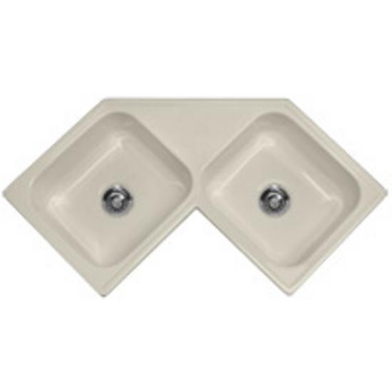 Corner Double Sink : Kitchen Sinks, Kitchen Sink - Shop for Sinks at Kitchen Acccesories ...