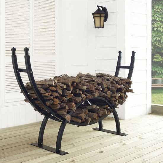 Gunnison Firewood Storage Rack