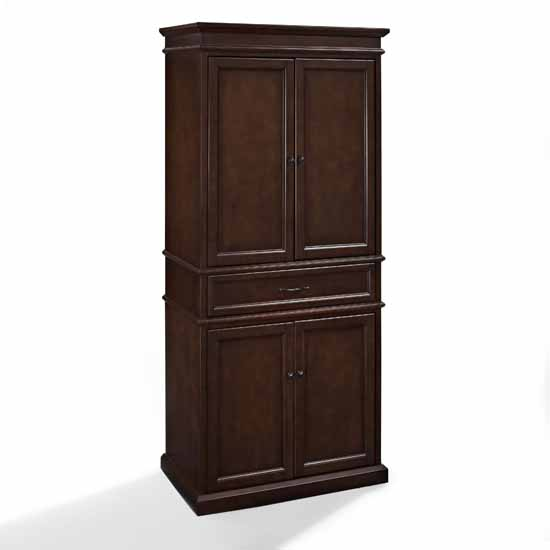 Crosley Furniture Parsons Pantry Kitchensource Com