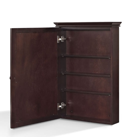 Crosley Furniture Lydia Mirrored Wall Mounted Medicine