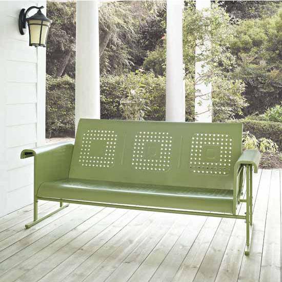 Crosley Furniture Veranda Sofa Glider