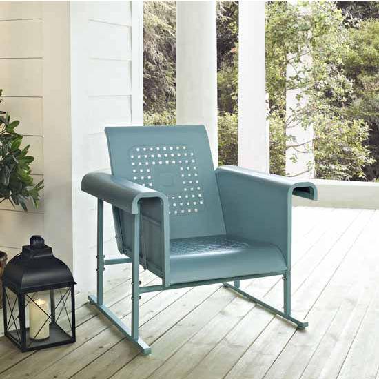 Crosley Furniture Veranda Single Glider Chair