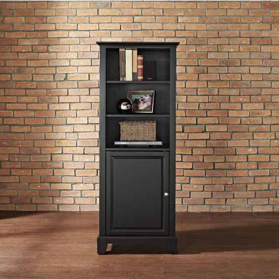 "Crosley Furniture Newport 60"" Audio Pier, 18''W x 24''D x 57''H"