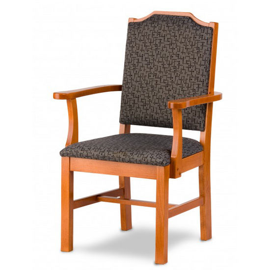 Cambridge Statesman Arm Chair