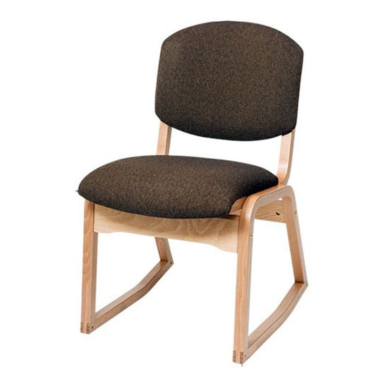 Upholstered Campus 2-Position Chair by Cambridge