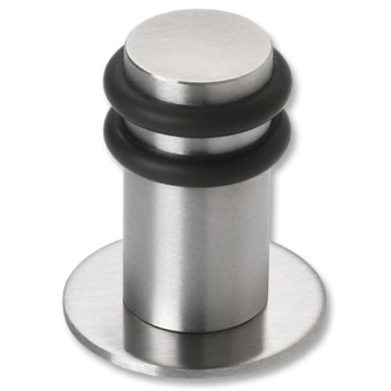 Cool-Line Satin or Polished Stainless Steel Floor Door Stop