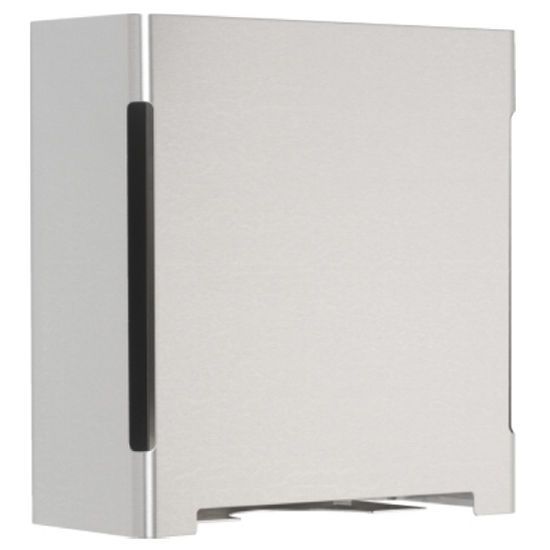 Cool-Line Paper Towel Dispenser, 290 mm W x 125 mm D x 300 mm H, Satin