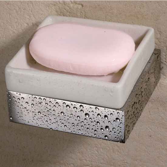 Cool-Line Platinum Collection Bathroom Soap Dish/ Tumbler Tray