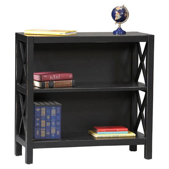 Linon Anna 2 Shelf Bookcase