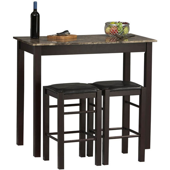 Three Piece Tavern Set by Linon