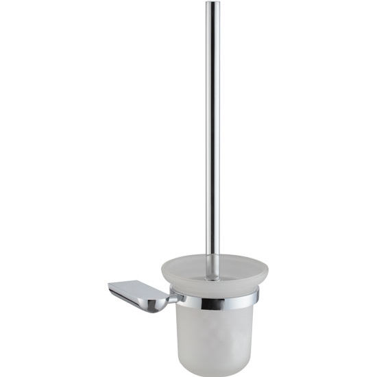 "Dawn Sinks 9501 Series Toilet Brush and Holder, 6-1/17""W x 4-1/2""D x 13-3/10""H"