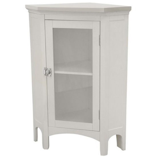 Echelon Madison Avenue Corner Floor Cabinet