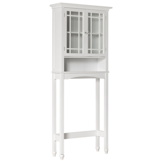 Echelon Home Neal Space Saver in White