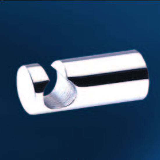 Empire Tempo Collection Polished Stainless Steel Slotted Hook
