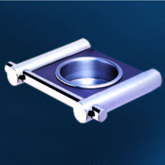 Empire Tempo Collection Polished Stainless Steel Utility/ Ash Tray