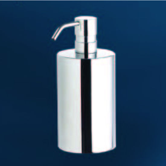 Empire Tempo Collection Polished Stainless Steel Wall Soap Dispenser