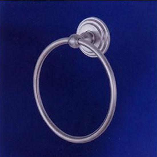Empire Bentley Satin Nickel Towel Ring