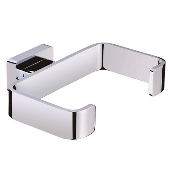 """Empire Industries Beverly Collection 700 Series Toilet Paper Holder in Polished Chrome, 5-1/5"""" W x 4-1/2"""" D x 1-1/5"""" H"""