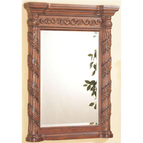 Tuscan bathroom mirrors