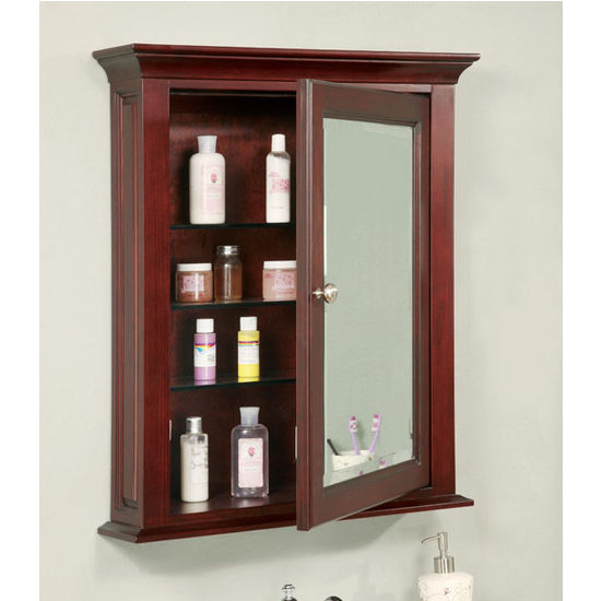 Empire Windsor Surface Mount Medicine Cabinets & Medicine-Cabinets - Windsor Surface Mount Medicine Cabinets - Wood ...