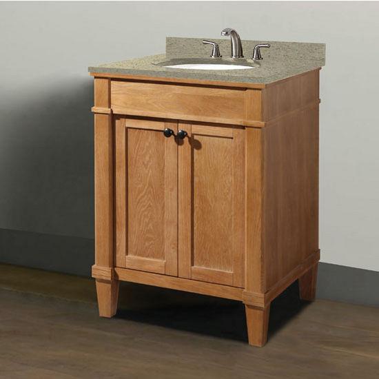 """Cambridge Collection 24"""", 30"""" Or 36"""" Vanity With Quartz"""