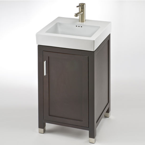 18 bathroom vanity with sink bathroom vanities contempo 18 one door vanity for new 21759