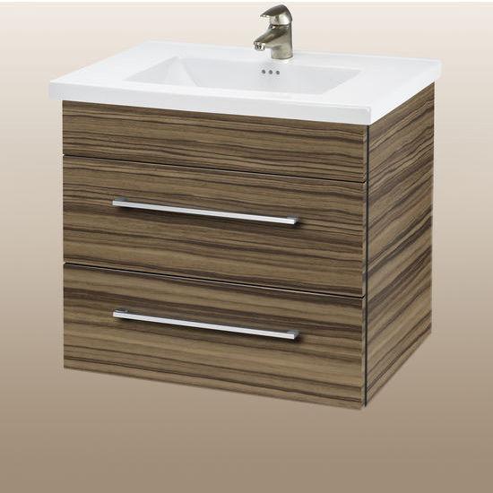 Bathroom Vanities Wall Hung Daytona 24 Vanity With 2