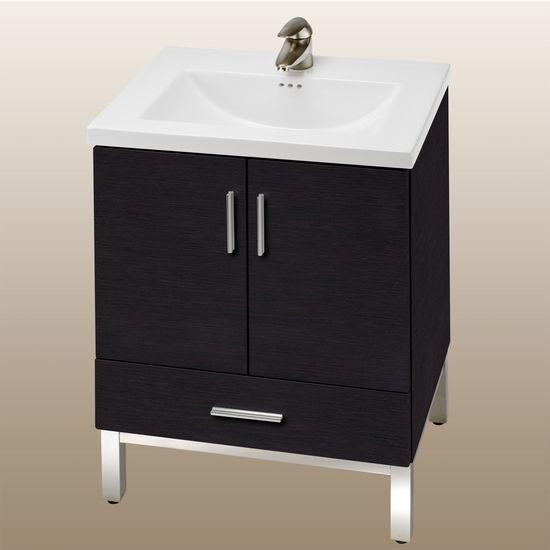 Bathroom Vanities Daytona 24 Vanity 2 Doors Amp 1 Bottom