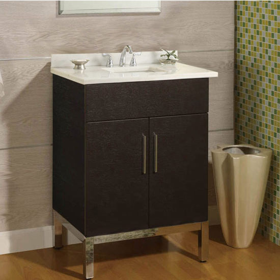 "Empire Daytona 24"" Vanity for 2522 Stone Countertops with 2 Doors"
