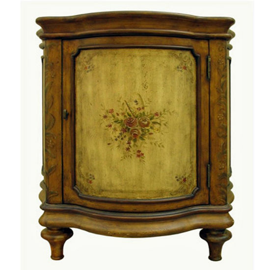 "Empire Flora 200 24"" Hand Painted Bathroom Vanity"