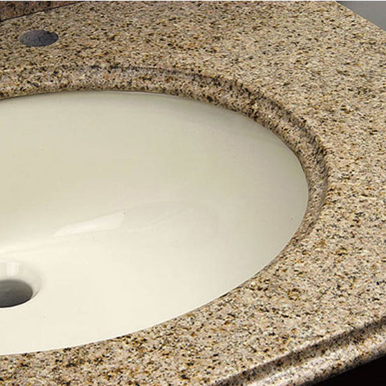 "36""W Granite & Marble Vanity Tops for Lido Collection"