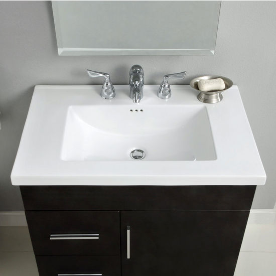 Attractive Kira Ceramic Sink In White