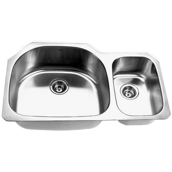 Empire SP-11 Undermount Double Bowl Sink