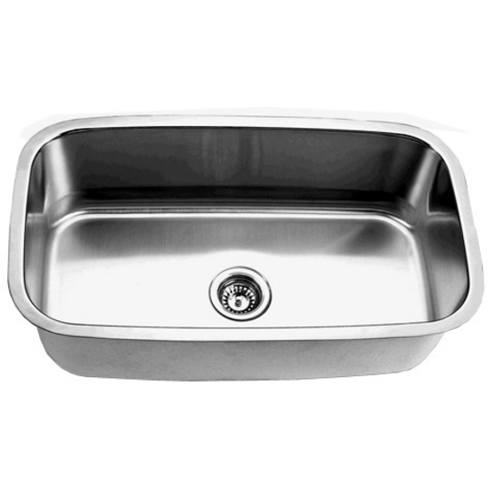 Empire SP-14 Undermount Single Bowl Sink