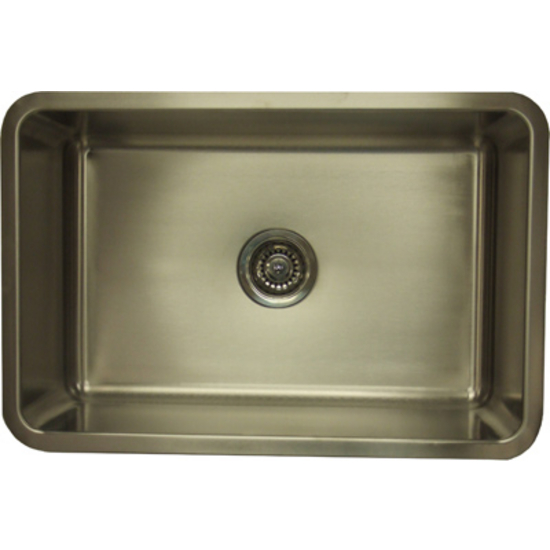 Empire - Single Bowl Stainless Steel Sink