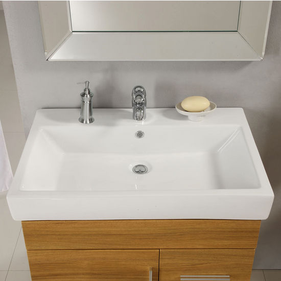 Bathroom sinks milano ceramic sinks in white by empire Empire bathrooms