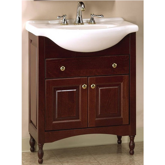 Bathroom Vanity Windsor 26 Vanities by Empire Industries